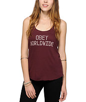 Obey Bellushi Tank Top