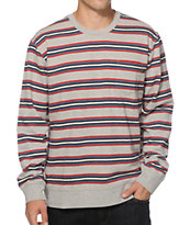 Obey Bertram Crew Neck Sweatshirt