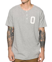 Obey Campus Henley T-Shirt
