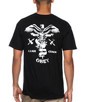 Obey Cash For Chaos T-Shirt
