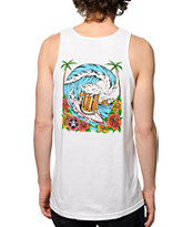 Obey Cold Beer Tank Top