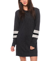 Obey Cooper Black Dress