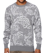 Obey Cranford Crew Neck Sweater