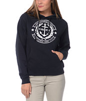 Obey Cruise Liner Navy Pullover Hoodie