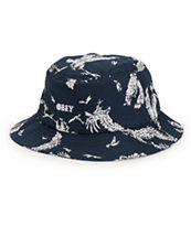 Obey Death Touch Bucket Hat