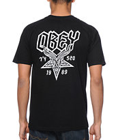 Obey Demon Goat Tee Shirt