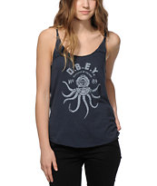 Obey Denizens Of The Deep Tank Top