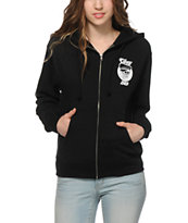 Obey Devious Scumbag Zip Up Hoodie