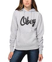 Obey Dewallen Stencil Hoodie