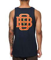 Obey Dissent Monogram Tank Top