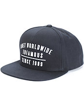 Obey Extortion Snapback Hat