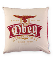 Obey Extra Bitter Pillow