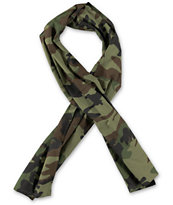 Obey Field Assassin Camo Scarf