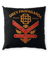 Obey First In Dissent Pillow