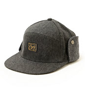 Obey Flintlock Ear Flap Hat