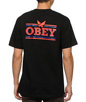 Obey Full Flavor Pocket T-Shirt