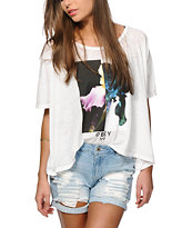 Obey Future Floral T-Shirt