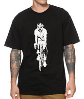 Obey Gas Mask Rider Tee Shirt