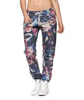 Obey Gemma Floral Jogger Pants