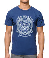Obey Ghosts Of War Navy T-Shirt