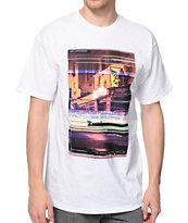 Obey Glitch White T-Shirt