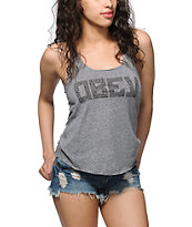 Obey Gothic Lace Tank Top