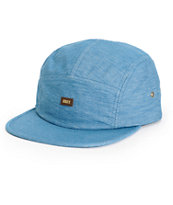 Obey Grandeur 5 Panel Hat