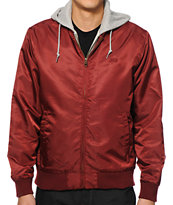 Obey Hanger Flight bomber Jacket