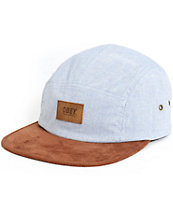 Obey Harbor 5 Panel Hat
