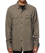Obey Hayward Flannel Shirt