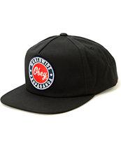 Obey Heyday Snapback Hat
