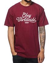 Obey Homebrew T-Shirt