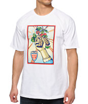 Obey Imperial Glory White T-Shirt