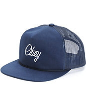 Obey Kearny Trucker Hat