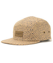 Obey Kowloon Sand 5 Panel Hat