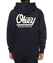 Obey Le Worldwide Hoodie