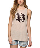 Obey Locked Up Slater Tank Top