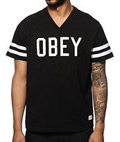 Obey Maddox Jersey T-Shirt