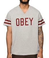 Obey Maddox V-Neck T-Shirt