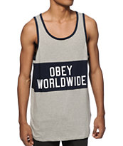 Obey Marathon Tank Top