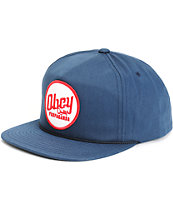 Obey Merced Snapback Hat