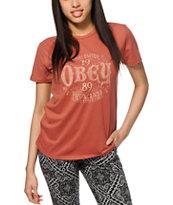 Obey Mescal T-Shirt