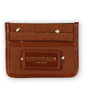 Obey Milton ID Cardholder Wallet