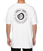 Obey New English T-Shirt