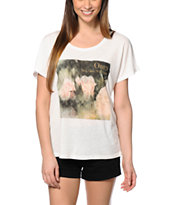 Obey New Times Will Come Modern Dolman Tee Shirt
