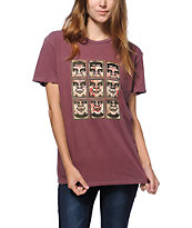 Obey Nine Faces T-Shirt