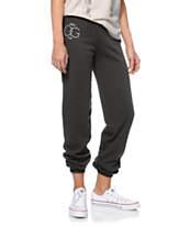 Obey OG Bones Graphite Grey Sweat Pants