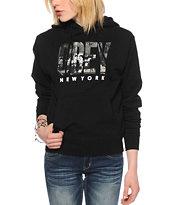 Obey OG NYC Black Hoodie