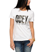 Obey OG NYC Tee Shirt