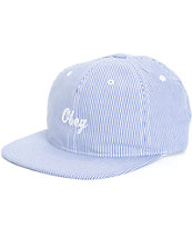 Obey Oxford Strapback Hat